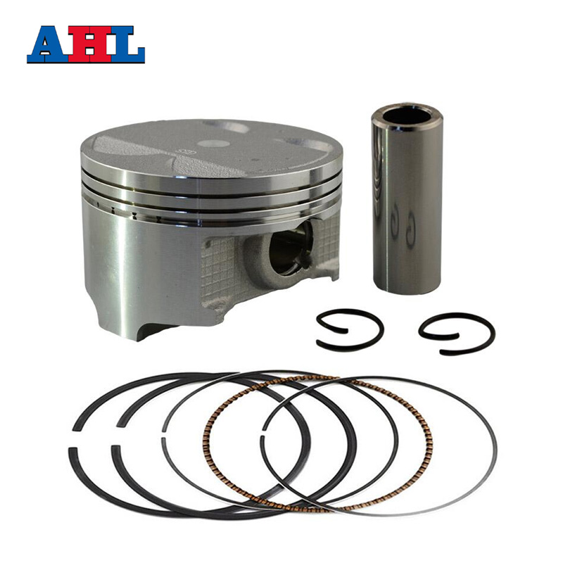 Motorcycle Engine parts STD Cylinder Bore Size 83mm Pistons & Rings Kit For SUZUKI DR350 DR 350 1990-1999 laidong km4l22t set of pistons with piston rings for one engine for the swirl chamber engine