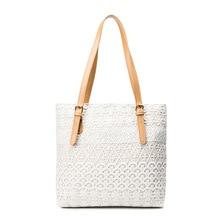 High Quality Lace Handbag 2018 New Lady Literary Shoulder Bag Bolsos Mujer Fashion Shopping