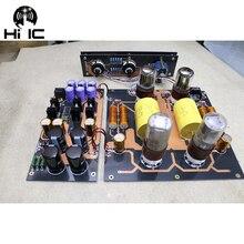 Referans Rogue ses R99 HiFi Preamp pre amp preamplifikatör DIY kitleri dahil değildir 6SN7 12AU7 tüp