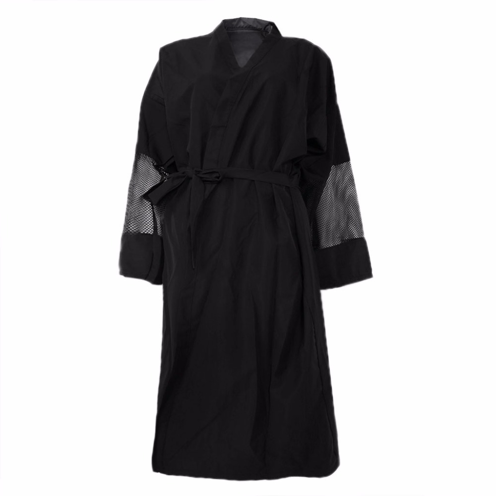 80cmx120cm Fashion Barber Kimono Gown Robe Haircutting Salon Apron Waterproof Anti-static