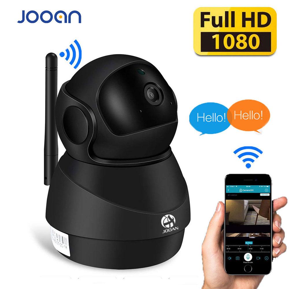 JOOAN câmera Sem Fio wi-fi Câmera IP HD 1080P Câmera de Segurança Casa inteligente 10m night Vision Indoor cctv cam monitor do bebê
