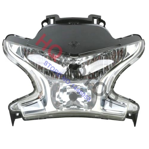 HEADLIGHT HEAD LIGHT ASSEMBLY Fit For HONDA VFR1200 VFR 1200F 2010-2012 2011 New right combination headlight assembly for lifan s4121200