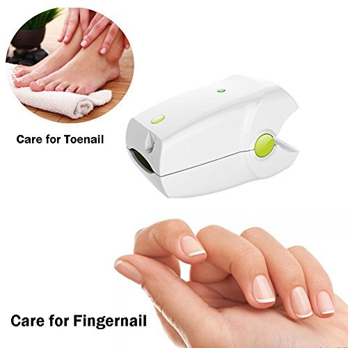 lllt cold level laser therapy device for toe nails fungus remove hand nails fungus treatment no pain rechargeable 907nm CE цена