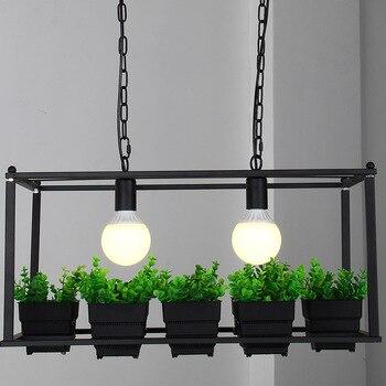 Moderne/Anhänger Lichter Küche Restaurants Bar Dekorative Home LED Leuchte Kreative Esszimmer Lampe