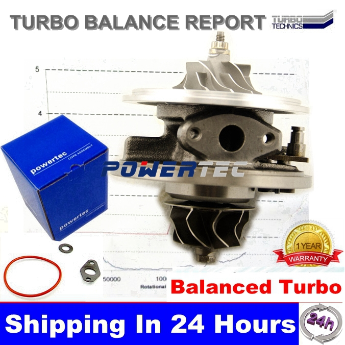 kit turbo GT1749V 729041-5009S turbocharger core cartridge 28231-27900 chra 729041 for Hyundai Trajet 2.0 CRDI