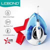 LEBOND Electric Oral Irrigator W1 Water Flosser Portable Irrigator 9 Levels Pressure Control With 500ml Water