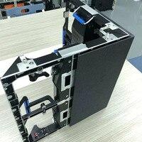Новый мм 3,91 мм полноцветный крытый 90 градусов шкаф изогнутый СВЕТОДИОДНЫЙ дисплей экран, мм 500x500 Крытый Прокат p3.91
