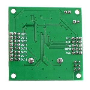 Image 2 - KK2.1.5 LCD Multirotor KK Flight Controller Board KK 2.1.5 Newest V1.17S1 Quadcopter KK2 6050MPU 644PA KK KK2.15