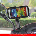 Universal Waterproof Motorcycle Mirror Rear View Mobile Phone Holder Bag Mount Stand Cellphone Case for Samsung Galaxy Note