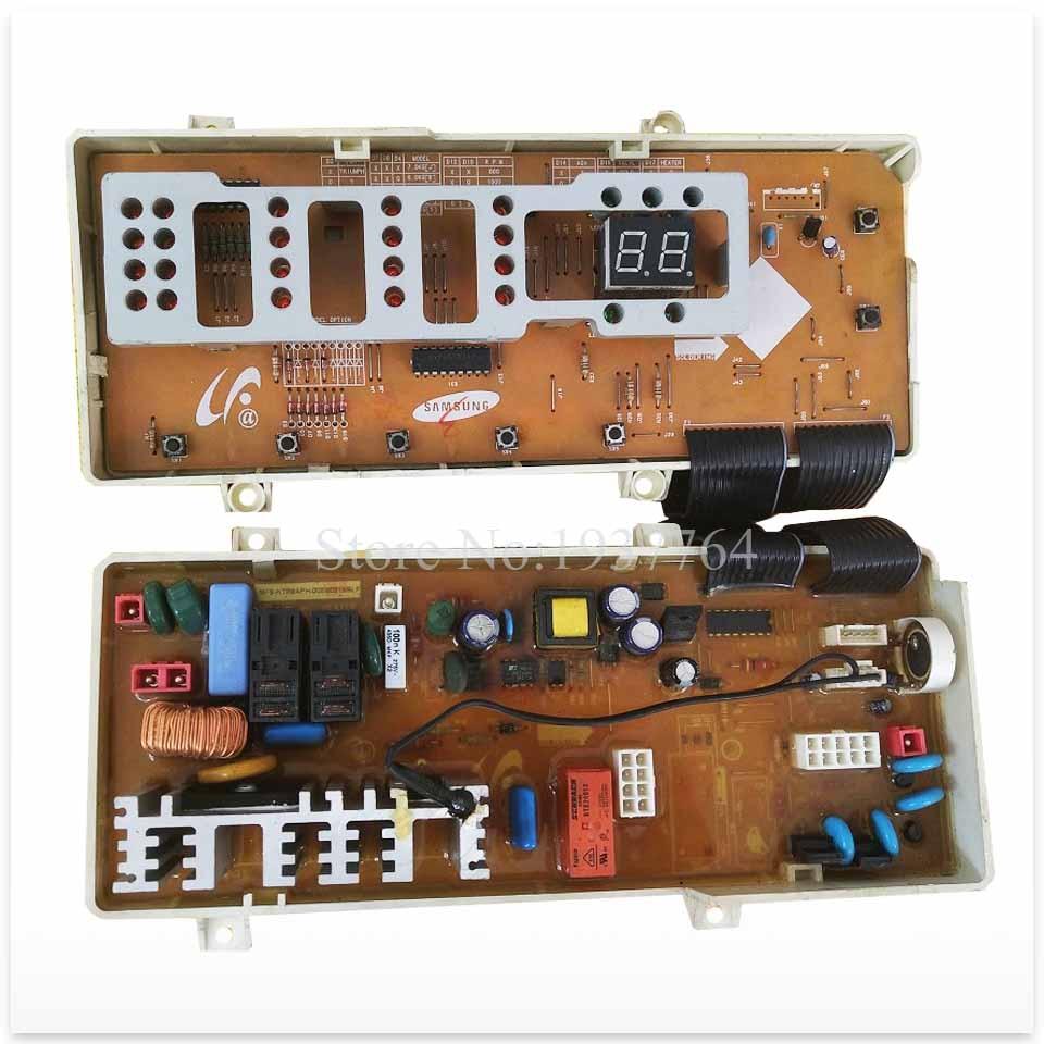 95% nieuw gebruikt goede werken Hoogwaardige voor Samsung wasmachine Computer boord WF-F1061 WF-B1073 MFS-TRF1NPH-00