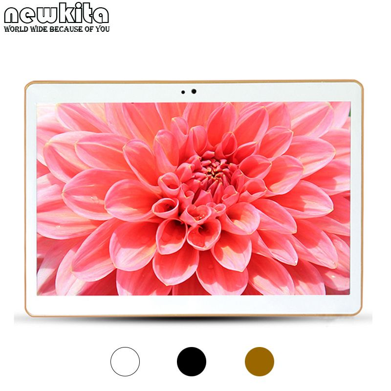 Tablet 10.1 inch Android 5.1 Quad Core 3G 1280*800 IPS 2GB+16GB WiFi GPS FM Phone Call Dual SIM card Original Tablet PC ramos i8 8 inch ips 1280 800 android 4 2 dual core 2 0ghz z2580 1g 16g gps планшеты