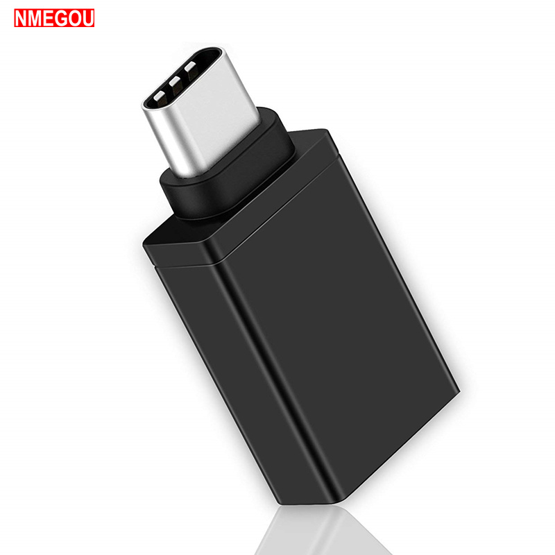 Type-C To USB Adapter OTG Converter USB 3.0 To Type C USB-C Typec Adapter Charging Sync For MacBook Pixel Lumia OPPO One Plus 6