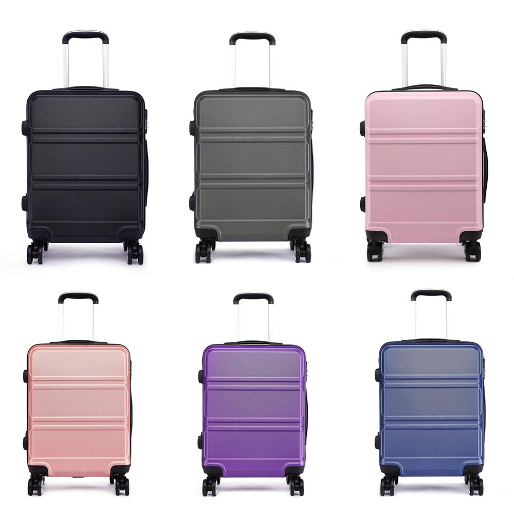 Cabin Hand Luggage Suitcase Trolley Travel Case Bag Lightweight  20/'/' inch