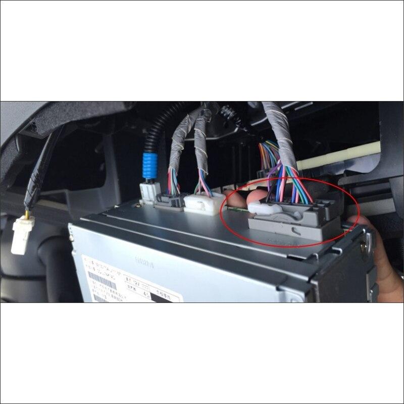 Для Honda CRV C-RV(FB) 2012~ Автомобильная камера заднего вида/RCA и экран совместимый/парковочная камера