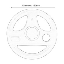 Racing Game Steering Wheel For Nintendo For Wii Controller Direction Manipulate Wheel Remote Controller Protective Case