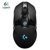 Logitech G903 LIGHTSPEED 2,4 ГГц Беспроводная игровая мышь ноутбук геймер Подлинная оптическая 12000 dpi мышь эргономичная официальное агентство тест