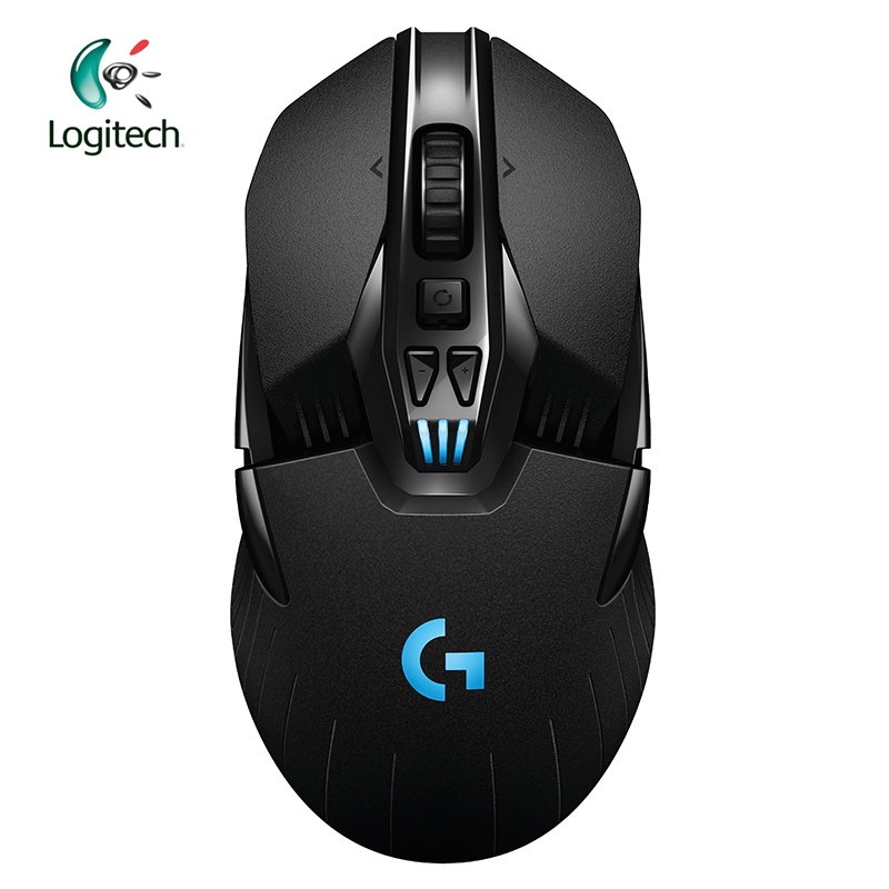 Logitech G903 LIGHTSPEED 2.4Ghz Wireless Gaming Mouse Laptop Gamer Genuine Optical 12000DPI Mouse Ergonomic Official Agency Test logitech m570 2 4g wireless gaming mouse optical trackball ergonomic mouse gamer for windows 10 8 7 mac os support official test