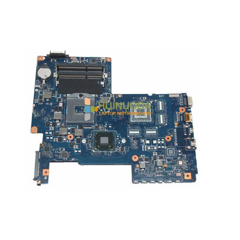 NOKOTION For Toshiba Satellite L775 Laptop Motherboard 08N1 0NA1J00 HM65 GMA HD DDR3 H000032290 Main Board