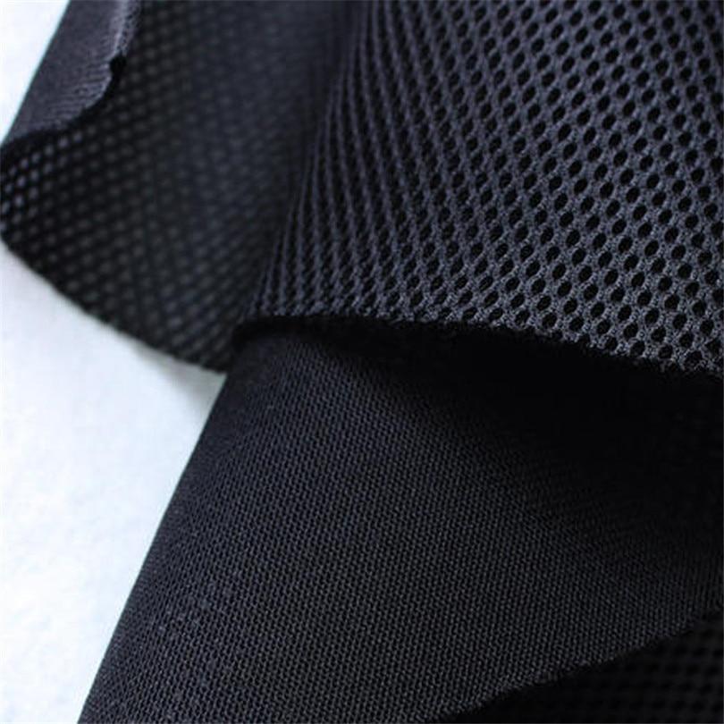 1m*1.4m black Office chair fabric sofa fabric elastic mesh cloth fabric DIY manual mesh cloth
