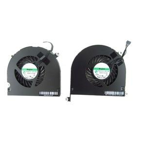 """Image 1 - Sol Ve Sağ CPU Soğutma Soğutucu Fan Macbook Pro 17 Için """"A1297 2009 ~ 2012"""