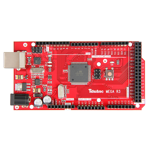 Geeetech new Iduino Mega R3 development board compatible with Arduino's IDE Prusa Mendel