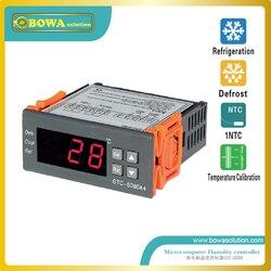Regulatory temperatury mikrokomputer do telefony chłodnicy/chłodnia lub magazynów  telefon komórkowy skrzynie chłodnicze  lodówki samochodowe  w Części do zamrażarek od AGD na