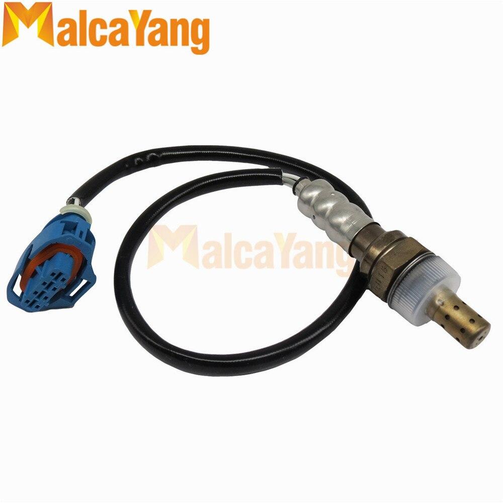 1X Denso Oxygen Sensor Downstream Fit 2012 Fiat 500 1.4L