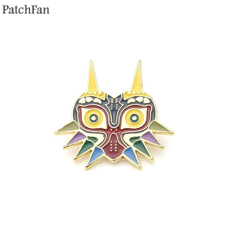 Apparel Sewing & Fabric Homegaga Legend Of Zelda Diy Zinc Tie Cartoon Pins Backpack Clothes Brooches For Men Women Hat Decoration Badges Medals D1454 Home & Garden