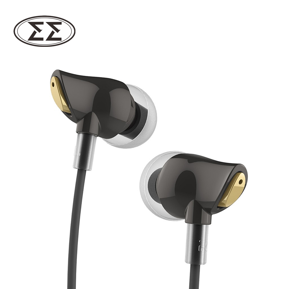 100% Original Rock Earphone Nano Zircon Stereo Earphone Headset 3.5mm In Ear Headset Earbuds For IPhone Samsung With Mic&Remote original senfer dt2 ie800 dynamic with 2ba hybrid drive in ear earphone ceramic hifi earphone earbuds with mmcx interface