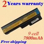 JIGU Black 9 Cells Laptop Battery For Lenovo 3000 G430 G450 G530 G550 IdeaPad V460 G430 Z360 G430 4152 G430L