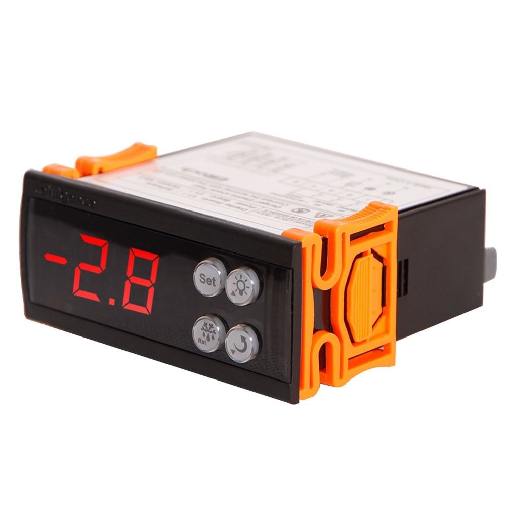 Elitech ECS180A 110V Thermostat Temperature Controller штатив era ecs 3570