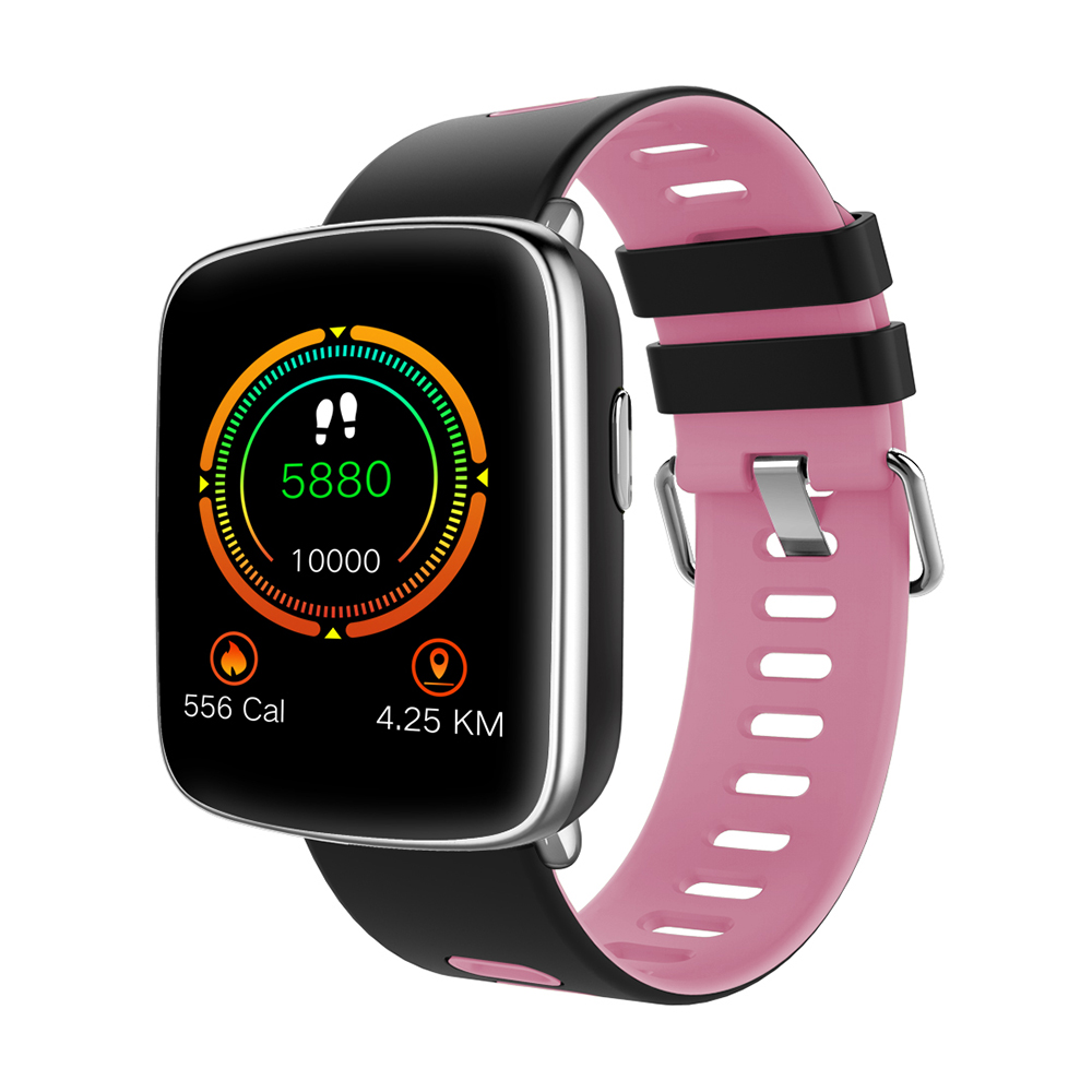 Smart Watch IP68 Waterproof Bluetooth Watch Fitness Tracker Heart Rate Pedometer Activity Tracker Sport Watch for IOS Android цена и фото