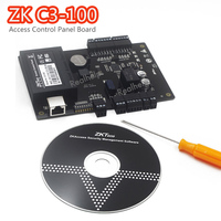 ZKTeoc C3 100 Access Control Panel Board TCP/IP and RS485 Communication Advanced Access