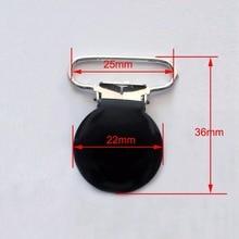 Metal Pacifier Clips