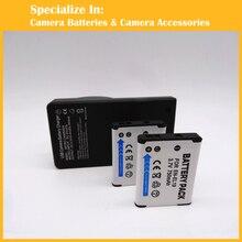 Eeyrnduy EN-EL19 аккумулятор 2 х зарядное устройство набор MH-66 для Nikon Coolpix S2750 S2800 S3100 S3200 S3300 S3400 S3500 EL19