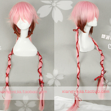 New Arrival Sora no Otoshimono Heaven's Lost Property Ikaros / Icarus Wig 120CM Long Straight Sakura Pink Cosplay Costume Wig