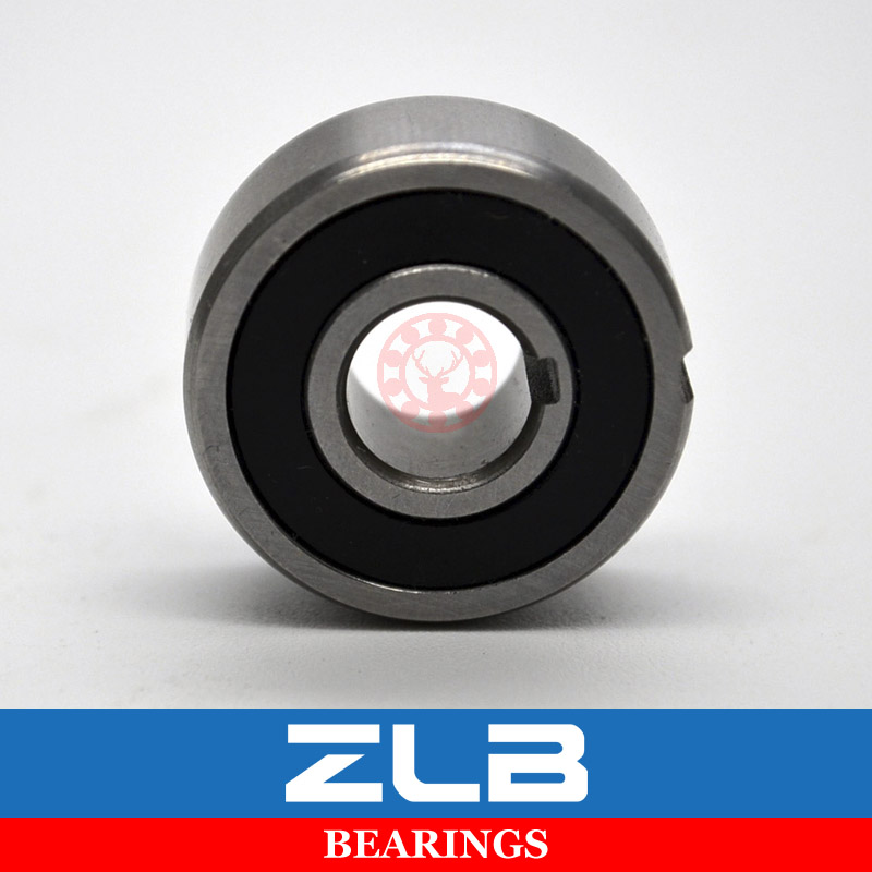 2pcs CSK20PP 10mm One Way Clutch Bearing with keyway 20*47*14 mm Clutch Freewheel Backstop Bearings asnu40 nfs40 cylindrical roller on way bearing clutch sprag freewheel backstop clutch cum clutch