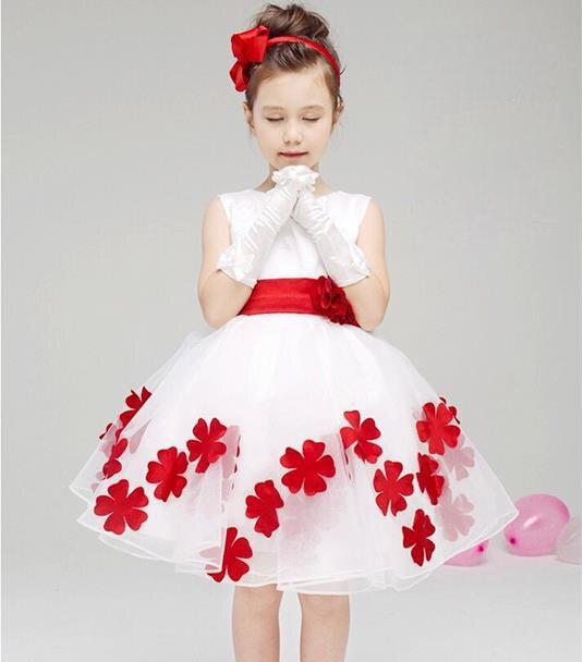 Popolare Online Shop 2015 abiti da prima comunione abiti flower girl per  EI01