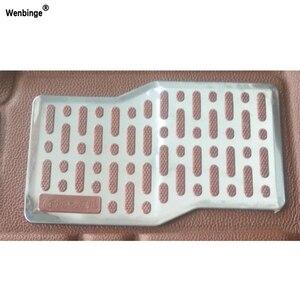 Image 4 - Wenbinge Universal auto boden matte Für volvo xc90 s60 v40 s40 xc60 c30 s80 v50 xc70 wasserdichte auto zubehör styling auto teppiche