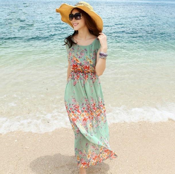 Beach Dresses 2014