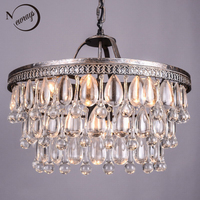 Retro Antique Crystal Drops Chandeliers LARGE FRENCH AMERICAN EMPIRE STYLE CRYSTAL CHANDELIER Restoration Hardware Lighting