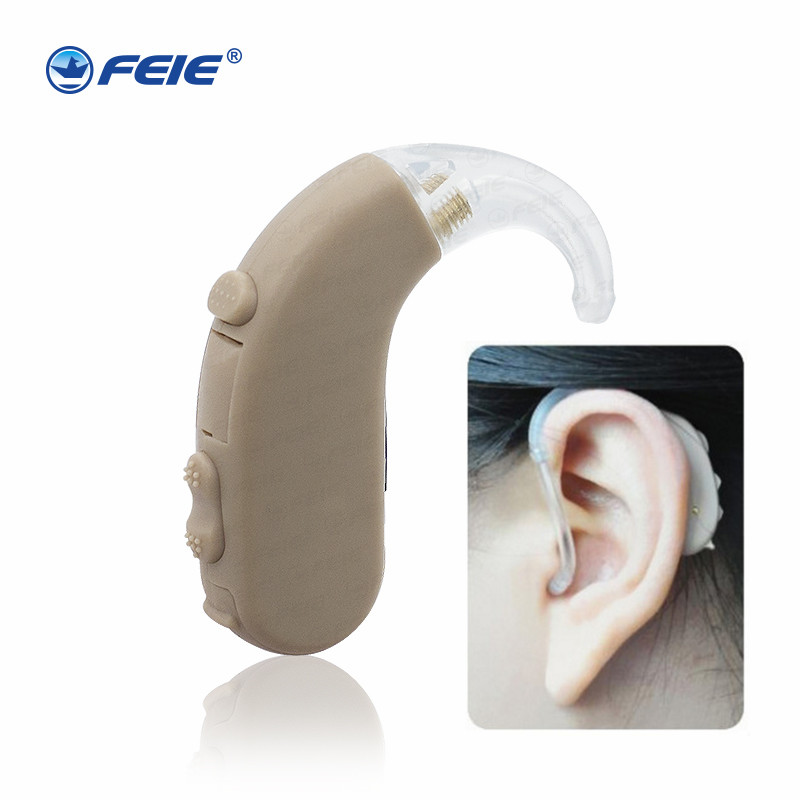 все цены на Cheap Hearing Aid Audifonos Para Sordos Hear Earphone Listening Aide Auditiv for Severe Profound Hearing Loss Like Siemens S-303