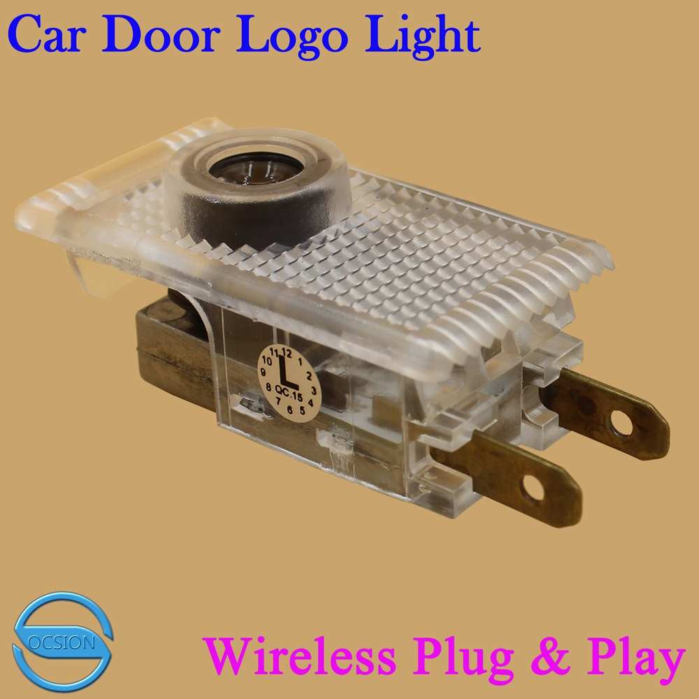 Buick Regal 2 Door Coupe: 2pcs LED Car Door Welcome Light For Buick Regal With 3D