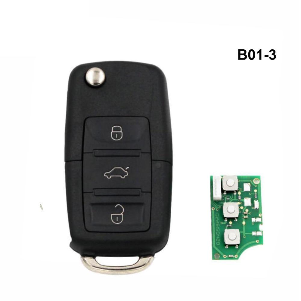 Image 5 - OkeyTech 5pcs/lot B01 KD Key 3 Button Auto Car Remote Control Key B Series For KD900 KD900+ URG200 Keydiy Key Programmer For VW-in Car Key from Automobiles & Motorcycles