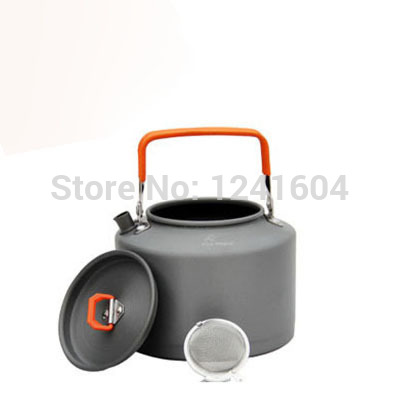 Hot Sale1.5L Coffee Pot Team Coffee Kettle Tea <font><b>Hard</b></font> Anodizing Aluminum FMC-T4 236g Fire Maple Free Shipping