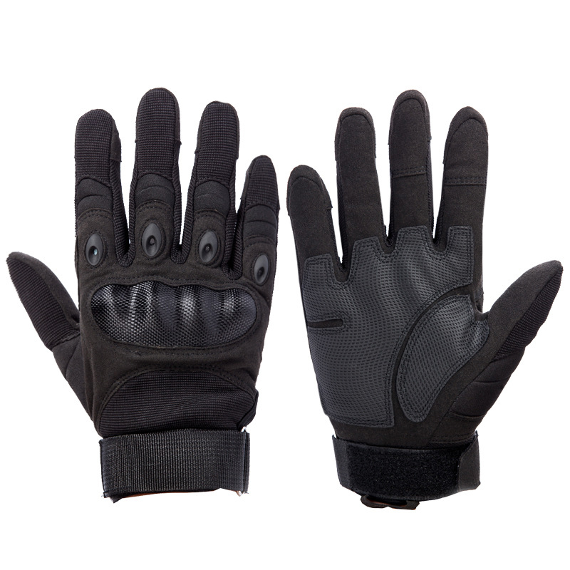 Tactical CS Gloves Military SWAT Police Gloves Full Finger Special Forces Mens Police Duty Winter Anti-Slippery Gloves