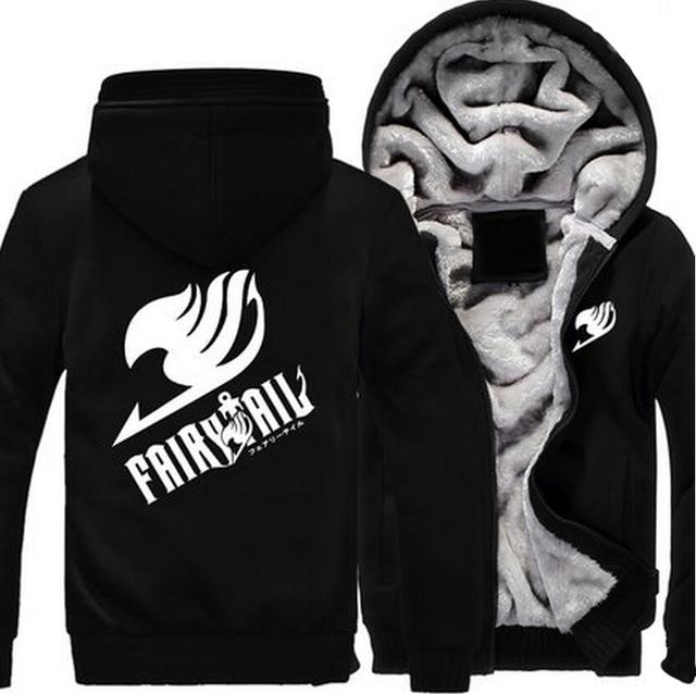 Anime Fairy Tail Cosplay Jacket Sweatshirts Hoodie