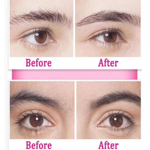 Mini Eyebrow Shaver Instant Painless Electric Face Brows Hair Remover Epilator Portable Epilator tool kit 3
