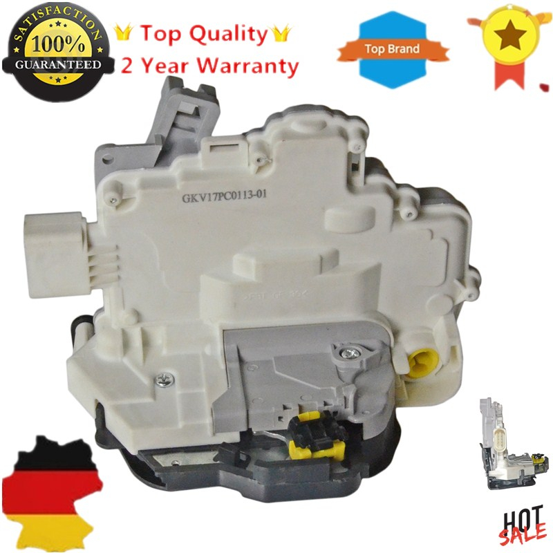 For Audi A3/S3 A6/S6 C6 A8/S8 R8 RS3 RS6 A4 For Seat Exeo 3R2 ST 3R5 LHD Front Right Door Lock Latch Actuator 4F1837016