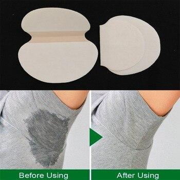 10/30/50pcs Underarm Pads Dress Sweat Pads Shield Underarm Armpits Sweat Pads Deodorant Women Armpit Absorbent Pads Anti Sweat